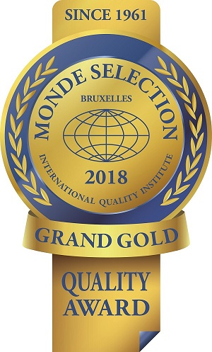 Monde Selection jpg- Grand Gold Quality Award 2018
